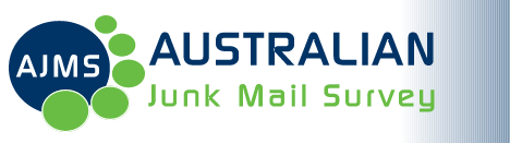 Australian Junk Mail Survey